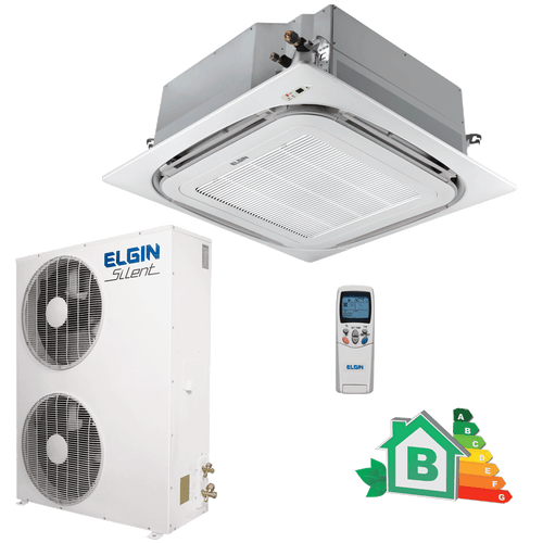 Ar-Condicionado-Cassete-Elgin-60.000-BTUs-Frio
