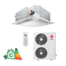 Conjunto-ar-condicionado-split-cassete-LG-quente-frio-45000-btus