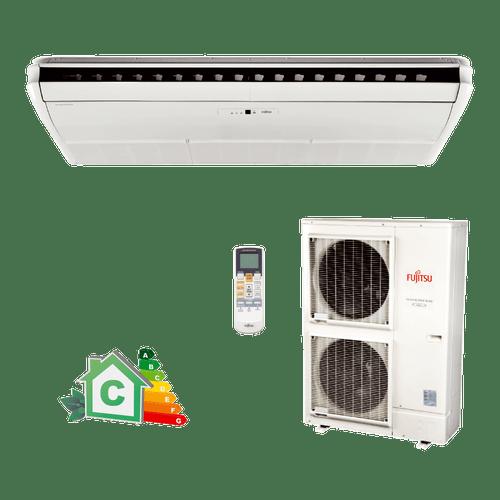 Conjunto-Ar-Condicionado-Split-Teto-Inverter-Fujistu-42000-Btus-Quente-Frio-220v-Monofasico