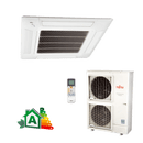 Conjunto-Ar-Condicionado-Split-Cassete-Inverter-Fujitsu-42000-Btus-Quente-Frio-220v-Monofasico