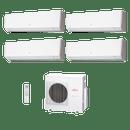 Conjunto-Multi-split-Inverter-Fujitsu-4x12000Btus-Quente-Frio-220