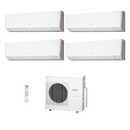 Conjunto-Multi-split-Inverter-Fujitsu-2x9000Btus-2x12000Btus-Quente-Frio-220V