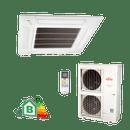 Conjunto-Ar-Condicionado-Split-Cassete-Inverter-Fujitsu-48000-Btus-Quente-Frio-380v-Trifasico