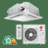 Conjunto-Ar-Condicionado-Split-Cassete-Inverter-Lg-46000-Btus-Frio-220v-Monofasico