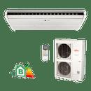 Conjunto-Ar-Condicionado-Split-Teto-Inverter-Fujistu-48000-Btus-Quente-Frio-380v-Trifasico