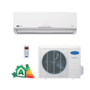 Conjunto-Ar-Condicionado-Split-Hi-Wall-Carrier-Inverter-Novo-x-power-12000-Btus-Quente-Frio