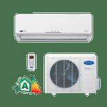 Conjunto-Ar-Condicionado-Split-Hi-Wall-Carrier-Inverter-Novo-x-power-18000-Btus-Quente-Frio
