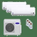 Conjunto-Ar-Condicionado-Multi-Split-Inverter-Fujitsu-2x-9000-BTUs---1x-18000-BTUs-Quente-Frio-220V