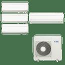 Conjunto-Ar-Condicionado-Multi-Split-Daikin-Advance-3x9000-Btus-1x18000-Btus-Quente-Frio-220V