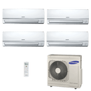 Conjunto-Ar-Condicionado-Free-Joint-Multi-Samsung-Inverter-3x-6.800-BTUs---1x-17.700-BTUs-Quente-Frio-220V