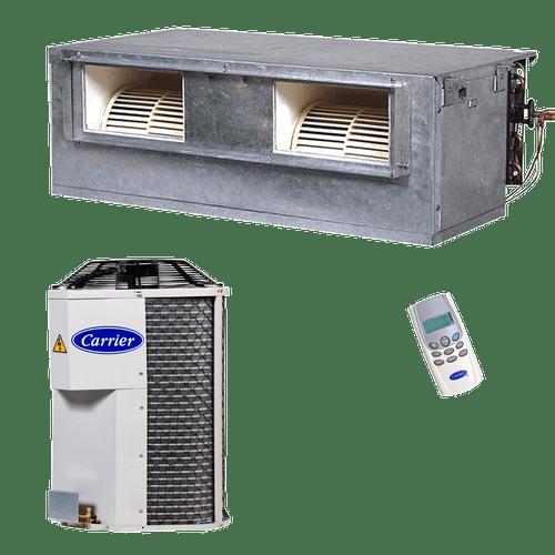 Conjunto-ar-condicionado-split-built-in-versatile-carrier-48000-btus-frio-220v-trifasico-42bqa048510kc-38ccr048535mc-k42bc5lc--