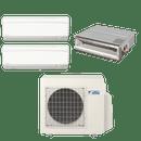 Conjunto-ar-condicionado-multi-split-daikin-advance-2x-9000---duto-1x-18000-quente-frio-220v-ftxs25kvm-cdxs50kvm-3mxs68kvm