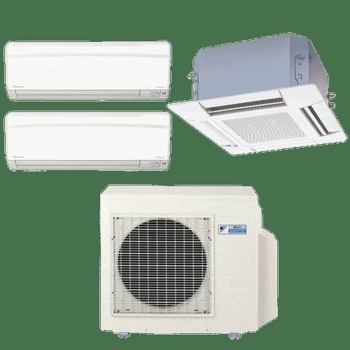Conjunto-ar-condicionado-multi-split-daikin-advance-2x-9000---cassete-4-vias-1x-18000-quente-frio-220v-ftxs25kvm-ffq50kvl-3mxs68kvm
