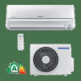 Ar Condicionado Split Hi - Wall Samsung Max Plus 12.000 BTUs Quente / Frio 220V