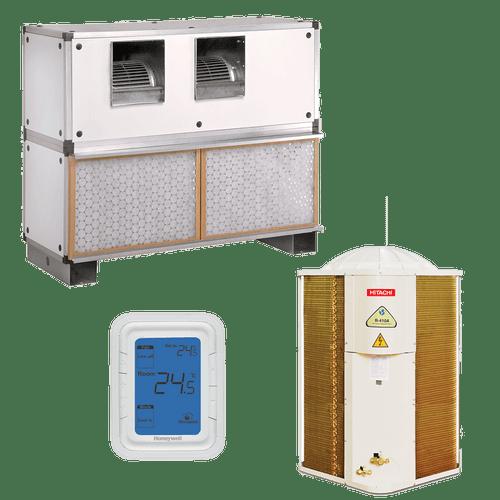 Conjunto-ar-condicionado-multi-split-splitao-r410a-hitachi-7-5-tr-frio-220v-trifasico-rvt075cxp-rtc075cnp-rap075e5l-kco0033-kco0054