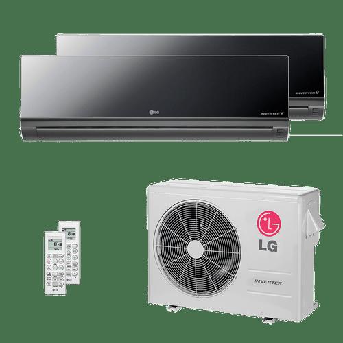 Conjunto-ar-condicionado-multi-split-inverter-lg-artcool-1x-12300-1x-19100-btus-quente-frio-220v-amnw12gdbr0-amnw18gdcr0-a3uw21gfa0