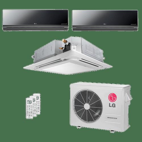 Conjunto-ar-condicionado-multi-split-inverter-lg-artocool-2x-9600-1x-cassete-12300-btus-quente-frio-220v-amnw09gdbr0-atnh12grle2-a3uw21gfa0