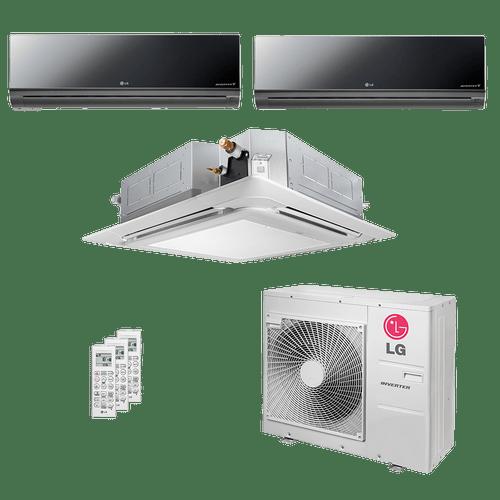 Conjunto-ar-condicionado-multi-split-inverter-lg-artocool-2x-12300-1x-cassete-19100-btus-quente-frio-220v-amnw12gdbr0-atnh18gqle2-a5uw30gfa0