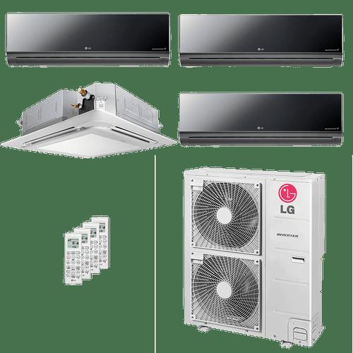 Conjunto-ar-condicionado-multi-split-inverter-lg-artocool-3x-12300-1x-cassete-19100-btus-quente-frio-220v-amnw12gdbr0-atnh18gqle2-a5uw40gfa0