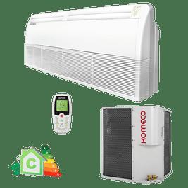 Ar Condicionado Split Piso Teto Komeco 55.000 BTUs Frio 380V Trifásico KOP60FCG4 | KOCP60FC380VG4