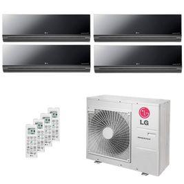 Ar Condicionado Multi Split LG 30.000 BTUs ( 3x Evap HW Artcool 9.600 + 1x Evap HW 19.100 ) Quente / Frio 220V AMNW09GDBR0 | AMNW18GDCR0 | A5UW30GFA2