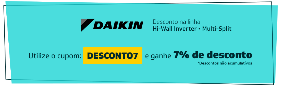 daikin e fujitsu7% + Consul