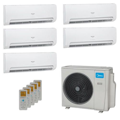 Ar-Condicionado-Multi-Split-Springer-Midea-Quente-Frio-220V