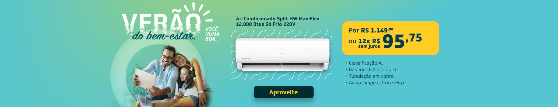 Verão com Maxiflex | Leveros