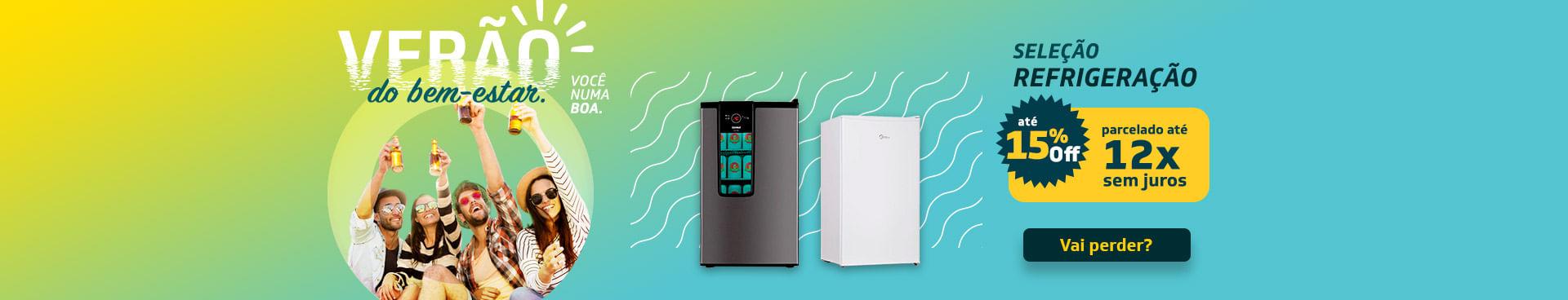 Verão com Refrigeração | Leveros