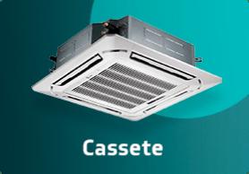 Categoria Ar-Condicionado Cassete