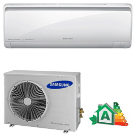 Ar Condicionado Split Hi - Wall Samsung Smart Inverter 12.000 BTUs Frio 220V