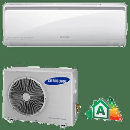 Ar Condicionado Split Hi - Wall Samsung Smart Inverter 9.000 BTUs Quente / Frio 220V