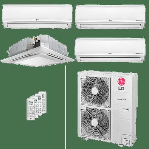 Conjunto-ar-condicionado-multi-split-inverter-lg-3x-12300-1x-cassete-19100-btus-quente-frio-220v-amnw12geba0-atnh18gqle2-a5uw40gfa0
