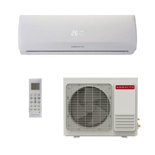 Ar Condicionado Split HW Agratto Confort Fit 9.000 BTUs Só Frio 220V