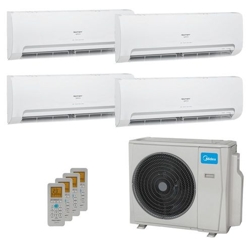Ar-Condicionado-Multi-Split-Springer-MideaAr-Condicionado-Multi-Split-Springer-Midea