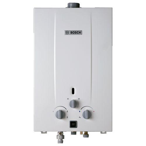 Aquecedor de Água a Gás Therm 1000F Bosch - 220V GN 7,5 litros