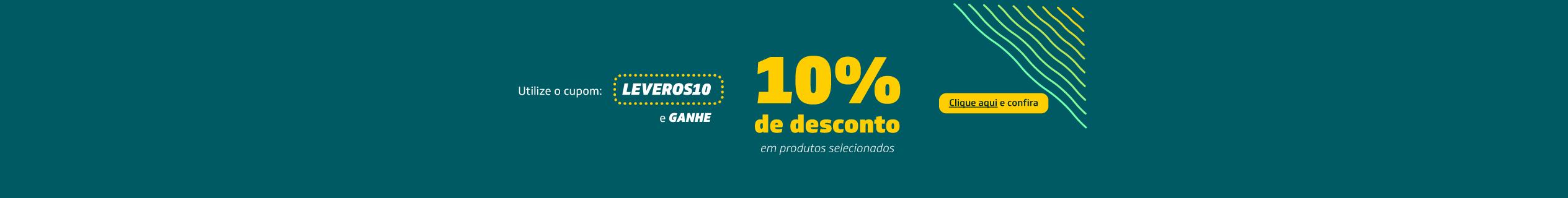 10% cupom