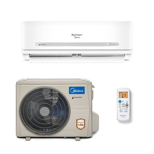 Ar-Condicionado-Split-HW-Inverter-Springer-Midea