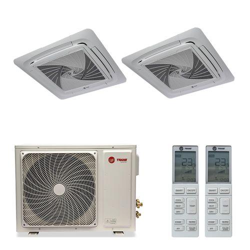 Ar-Condicionado Multi Split Inverter Trane 18.000 BTUs Quente/Frio 220V