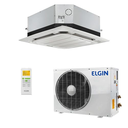 Ar-Condicionado Cassete Eco Elgin
