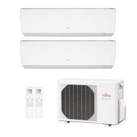 Ar-Condicionado Multi Split Inverter Fujitsu 2 Ambientes