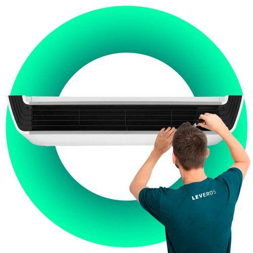 Instalação Ar-Condicionado Piso Teto