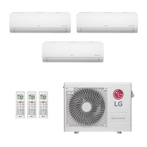 Ar-Condicionado Multi Split Inverter LG 3 Ambientes