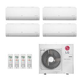 Ar-Condicionado Multi Split Inverter 4 Ambientes
