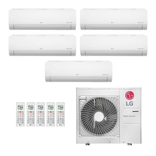 Ar-Condicionado Multi Split Inverter LG 5 Ambientes