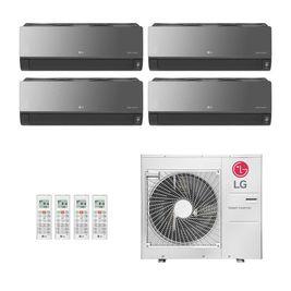 Ar-Condicionado Multi Split Inverter LG Artcool 4 Ambientes