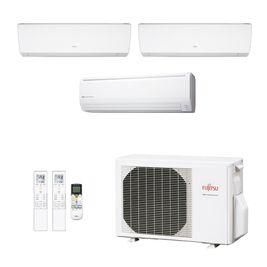 Ar-Condicionado Multi Split Inverter Fujitsu 3 Ambientes
