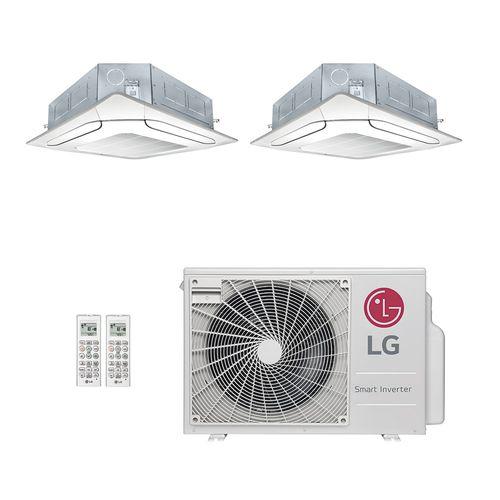 Ar-Condicionado Multi Split Inverter LG 2 Ambientes