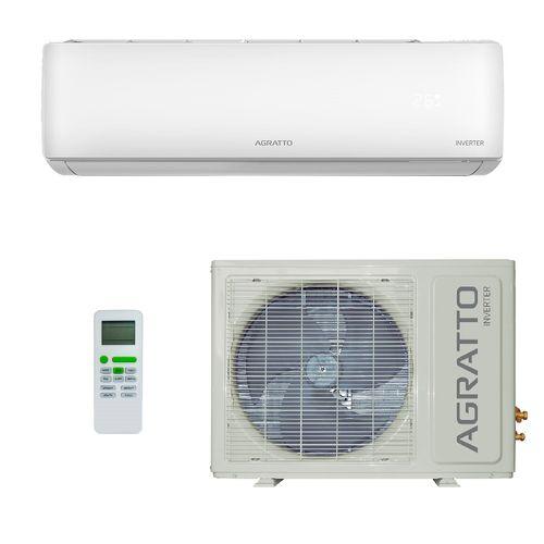 Ar-Condicionado Split HW Inverter Agratto Eco 18.000 BTUs Só Frio 220V