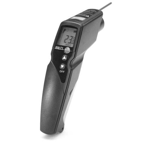 Termômetro Infravermelho com Mira a Laser Testo 830-T1